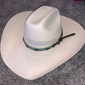 Woman's cowgirl hat
